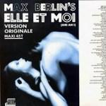 Max Berlin - Elle et moi