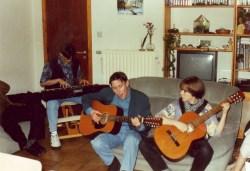 Petit concert à la maison - Piet, Pierrick, Pypein - 1995