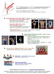 Club de Gymnastique - La Salamandre