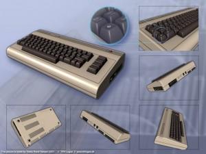 Commodore 64 - 3D