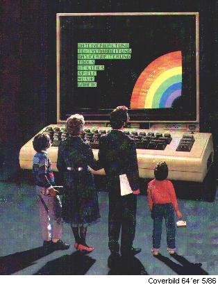 Publicité - Commodore 64