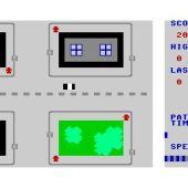 Siren City - C64 (Interceptor's Micro, 1983)