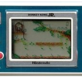 Donkey Kong Jr - Game & Watch (Nintendo, 1982)