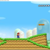 New Super Mario Bros Wii - Wii (Nintendo 2009)