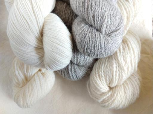 natural dye yarn bases