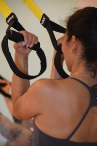 TRX group exercise and fitness