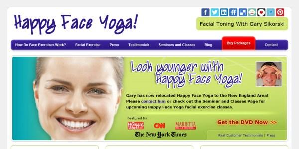 happy face yoga # 42