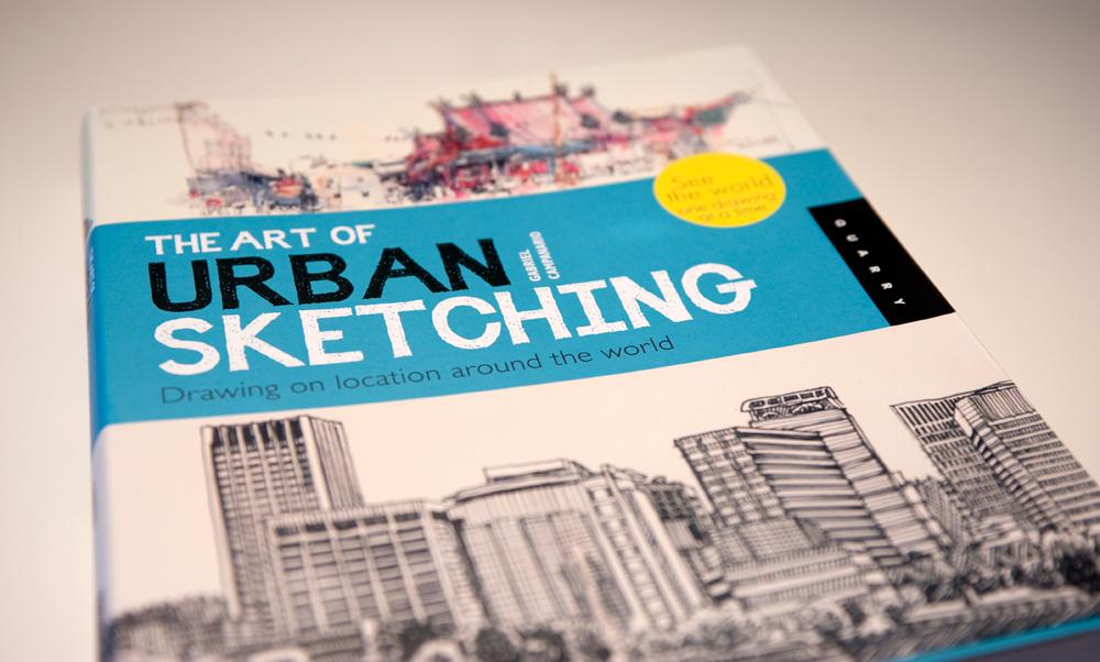The Art of Urban Sketching | Greg Betza