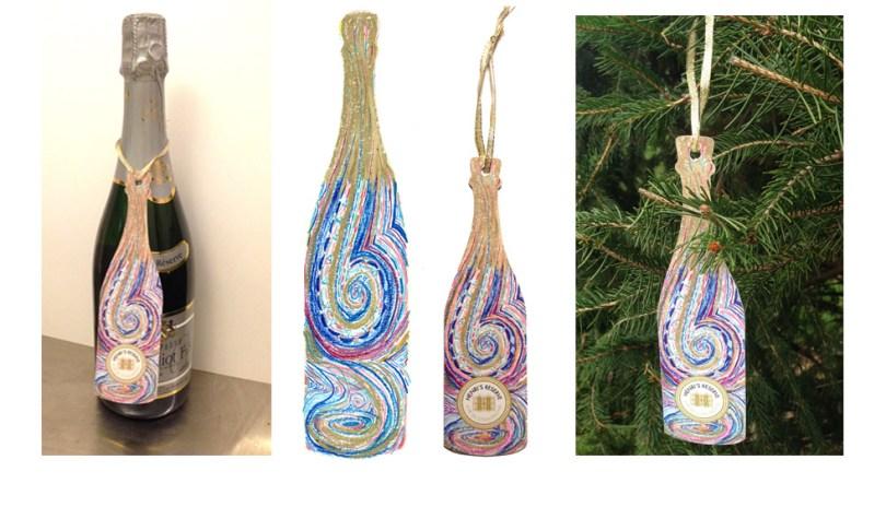 Margaret Hurst's Holiday ornament for Henri's Reserve