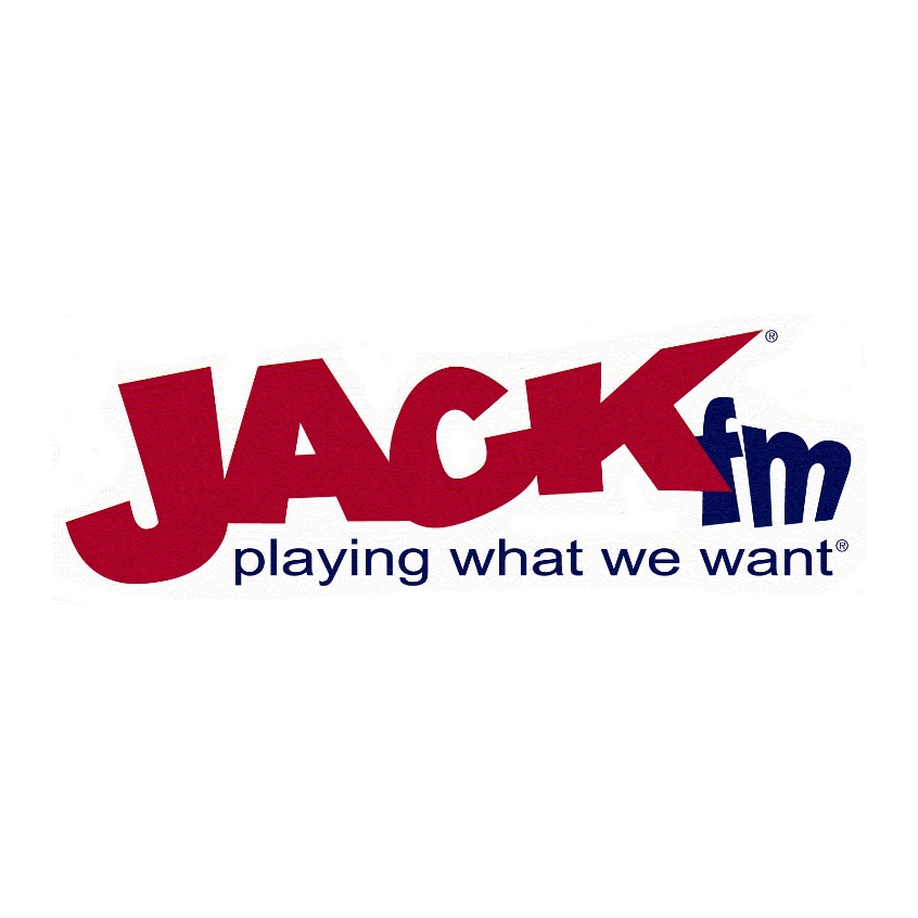 3D Animated logo for JACK fm