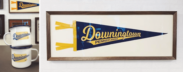 Downingtown Merchandise at Studio 3