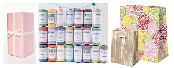Gift Wrap // Packaging // Studio 3
