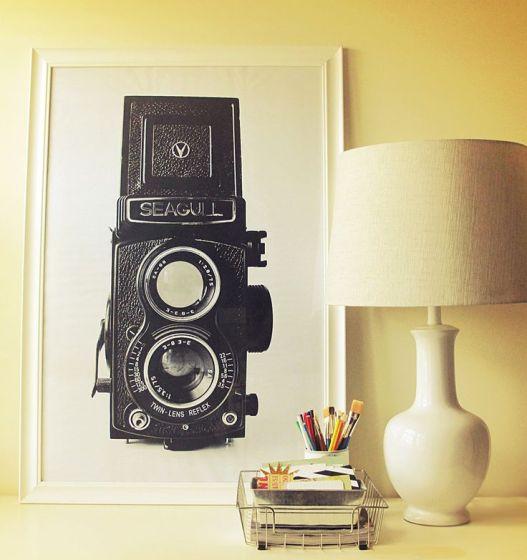 custom framed engineer prints