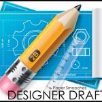 Paper Smooches SPARKS Challenge - Designer Drafts