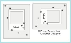 Paper Smooches SPARKS Challenge   October 14-20 2013 Designer Drafts challenge