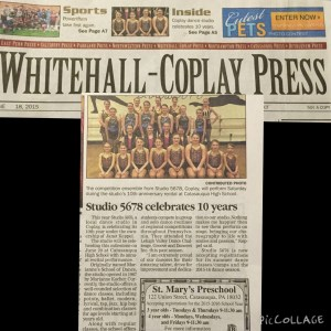 Article in Whitehall-Coplay Press