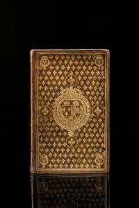 70.Saint-Marthe Poemata, 1587 RELIURE COULEUR