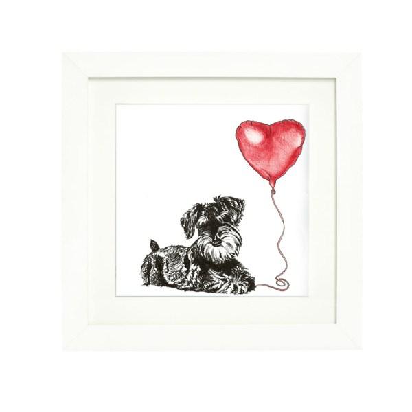 Framed 'Heart' Prints