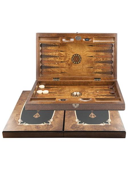 Classic Large Backgammon