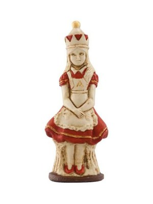 Alice in Wonderland Chess Pieces