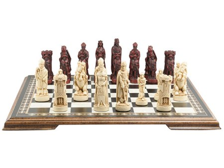 Battle of Bannockburn Chess Pieces