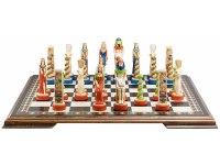 Egyptian Chess Pieces