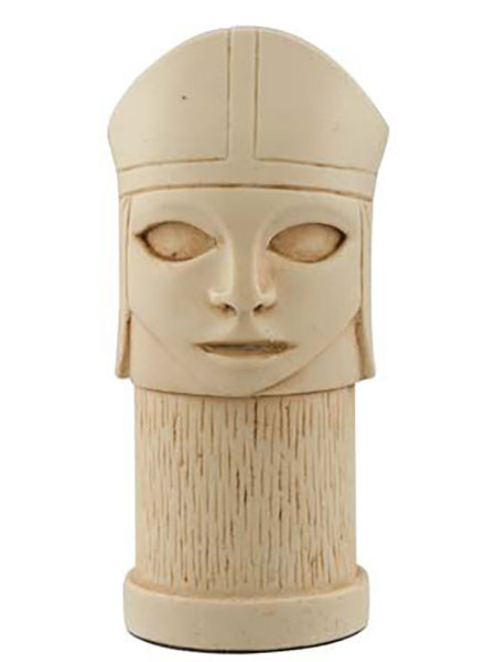 Medieval Masked Chess Pieces