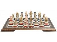 Richard the Lionheart Chess Set