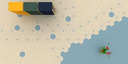 Studioapart handmade tile design