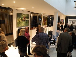 The Studio Art Gallery's 100 Years Tribute Exhibition
