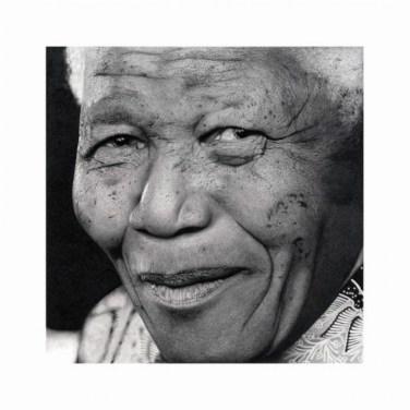Portrait of Nelson Mandela by Craig Ivor