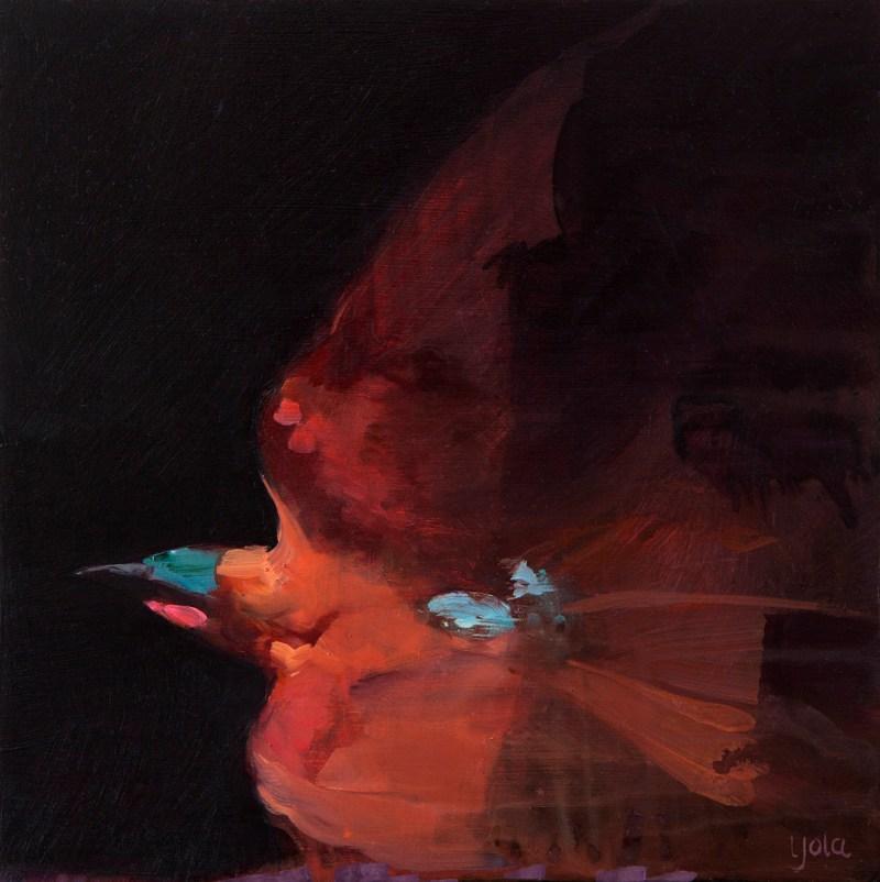 Journey of light 1 by Yola Quinn