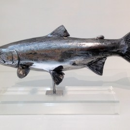 Trout Study by Chris Bladen