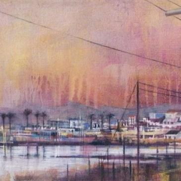 Karen Wykerd | The Studio Art Gallery - 'Kalk Bay'