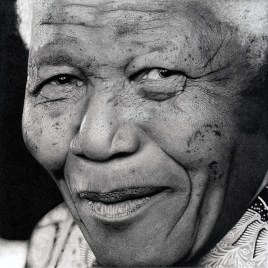 The Studio Art Gallery - Nelson Rolihlahla Mandela by Criag Ivor (1)