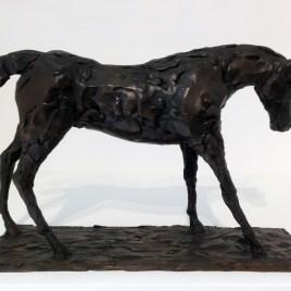 The Studio Art Gallery - Sculpture - Walking Horse by Chris Bladen