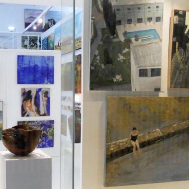 The Studio Art Gallery - Edge of Blue Img02