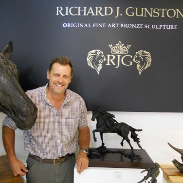 The Studio Art Gallery - Richard Gunston - Reflections of Nature 1
