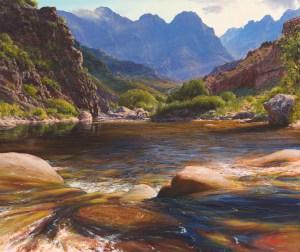 Andrew Cooper | The Studio Art Gallery - Elandspad River Du Toits Kloof