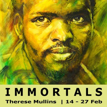 The Studio Art Gallery - Icon Image - Immortals - Therese Mullins