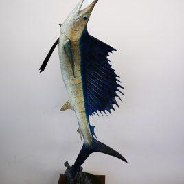 Leaping Sailfish
