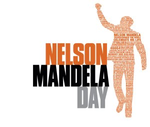 The Studio Art Gallery - Mandela Day Logo