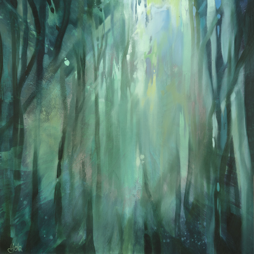The Studio Art Gallery - Cathedral by Yola Quinn
