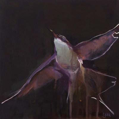 The Studio Art Gallery - Journey of light 3 by Yola Quinn