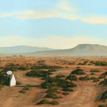 The Studio Art Gallery - Karoo Gates 865 by Donna McKellar