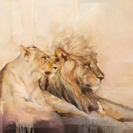The Studio Art Gallery - Sovereignty by Yola Quinn