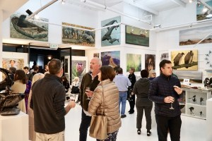 The Studio Art Gallery - Eco-Logic Awards 2019 - Artists for Nature Exhibition Pic 11