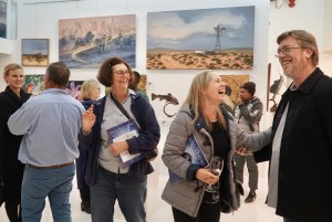 The Studio Art Gallery - Eco-Logic Awards 2019 - Artists for Nature Exhibition Pic 7