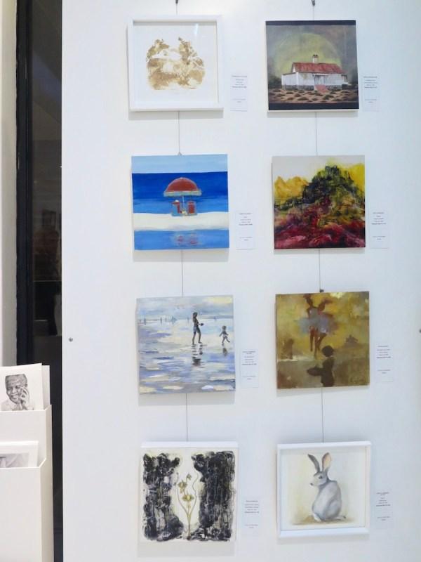 The Studio Art Gallery - Mandela Day Block Art Opening Event- 009