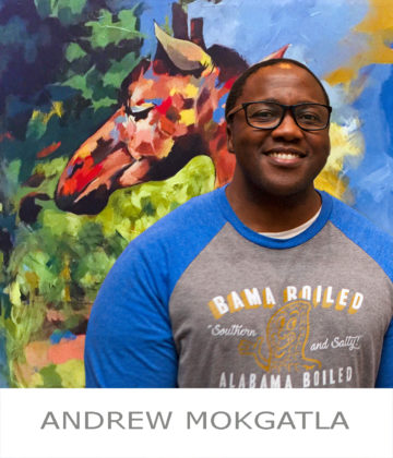 The Studio Art Gallery - Icon Image - Andrew Mokgatla